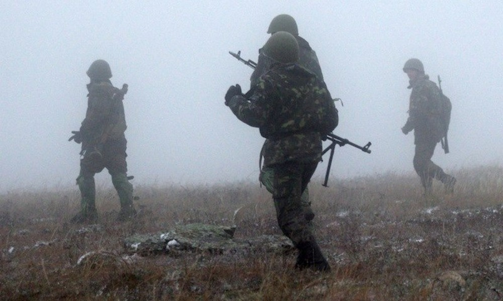 «Волонтерша АТО» слила в сеть данные бандеровцев, которые бросили умирать своего раненого командира