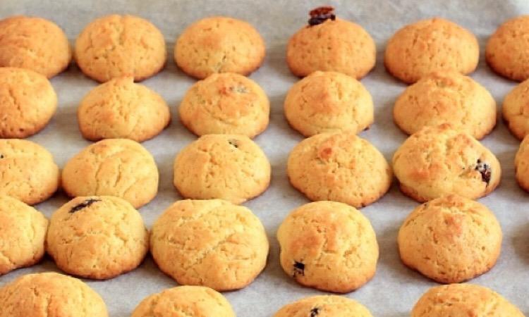 Потрясающе вкусное печенье «Курабье»