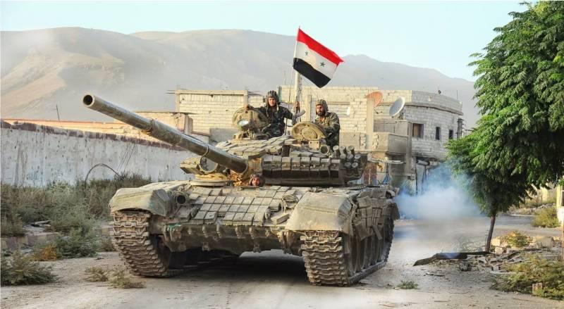Сможет ли Асад выиграть темп операции в Сирии?