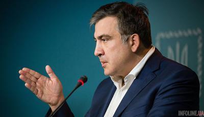 Саакашвили заявил, что у главы МИД Украины есть российское гражданство