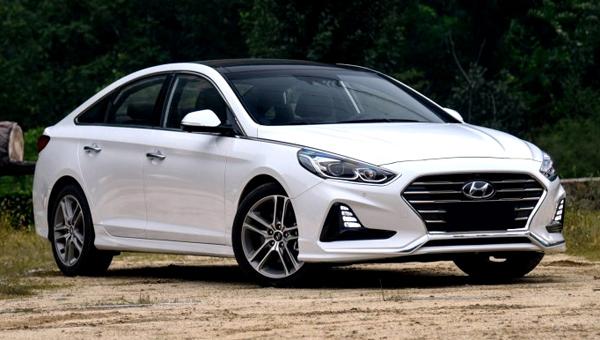 В России стартовали продажи рестайлинговой Hyundai Sonata