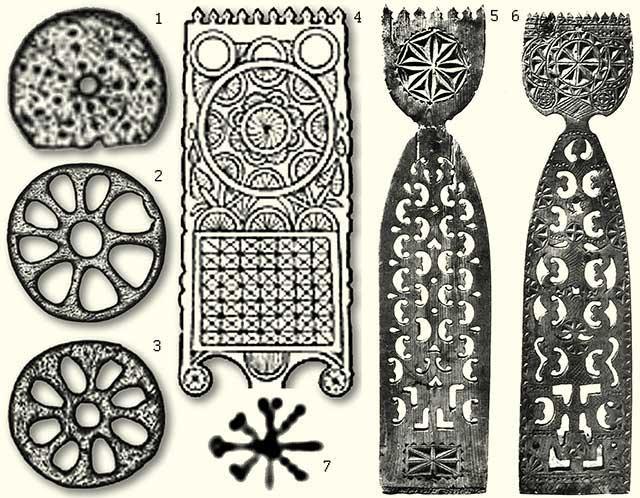 Древнейшие календари русов