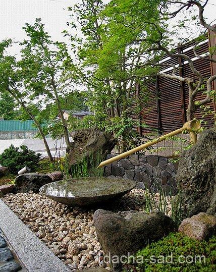 Как создать небольшой Японский Сад на Даче — Идеи и Принципы