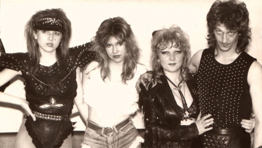 Группа Маркиза. Русские рок группы, самые популярные из них конца 80-х - начала 90-х