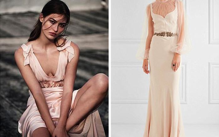 Свадебные платья — в чем разница между дорогими дизайнерскими и обычными