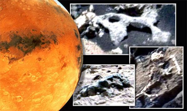 Колыбель жизни на Марсе