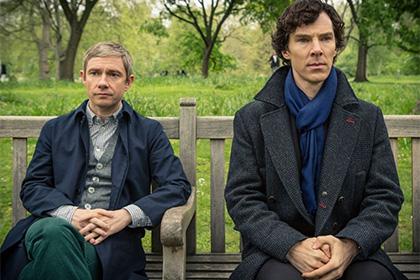 Cерия «Шерлока» установила антирекорд по просмотрам в России