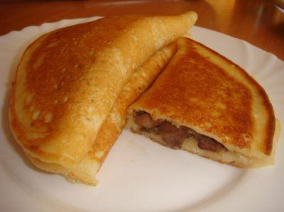 Пирожки-блинчики: просто нет слов ,чтобы выразить этот вкус!