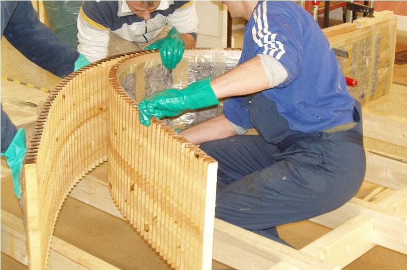Декоративная обработка фанеры своими руками