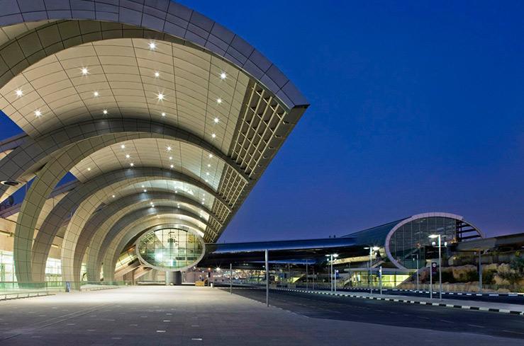 По итогам прошлого года аэропорт Дубая остался мировым лидером по количеству международных пассажиров