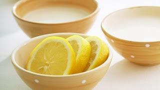 Зачем протирать лицо лимоном?