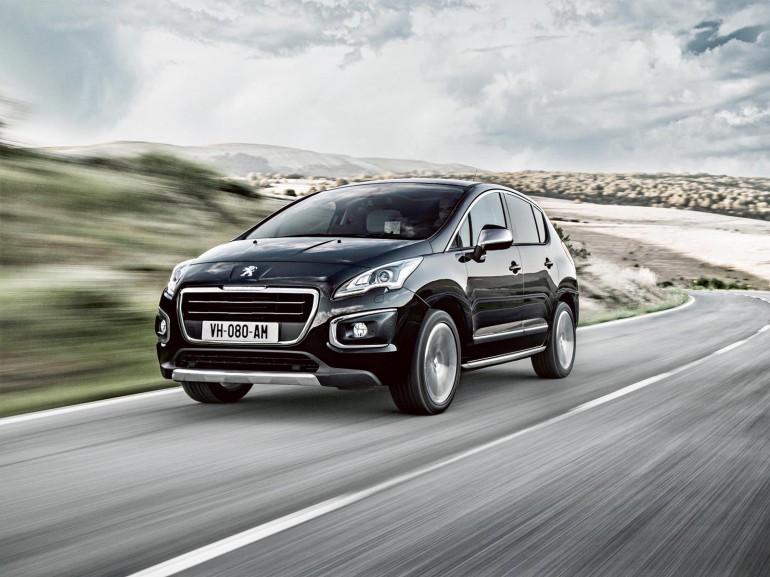 Сравниваем Peugeot 2008 и 3008: не стесняйтесь маленького роста