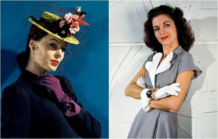 Гламурные 40-е: колоритные снимки из истории обложек легендарного журнала Vogue