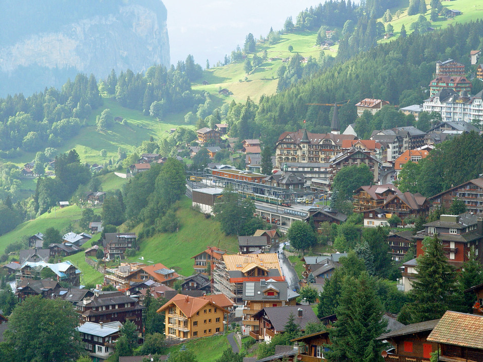 11. Венген, Швейцария