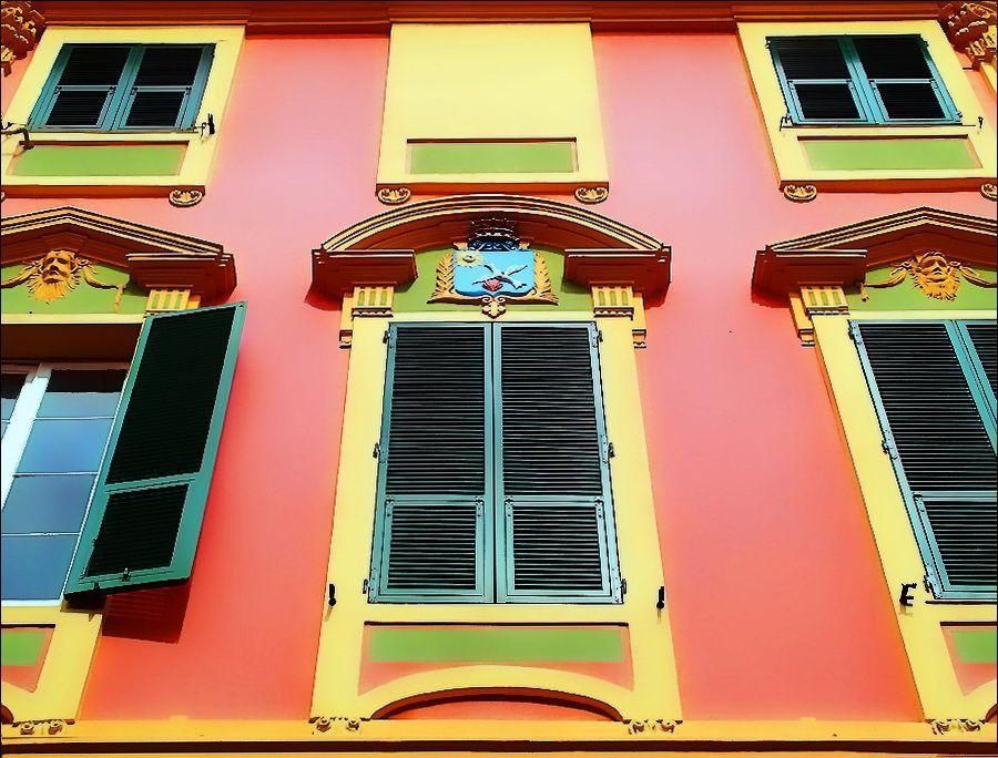 Яркие окна Италии