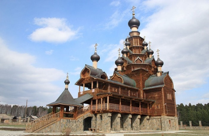 Красота уходящая. 15 деревянных храмов русского Севера