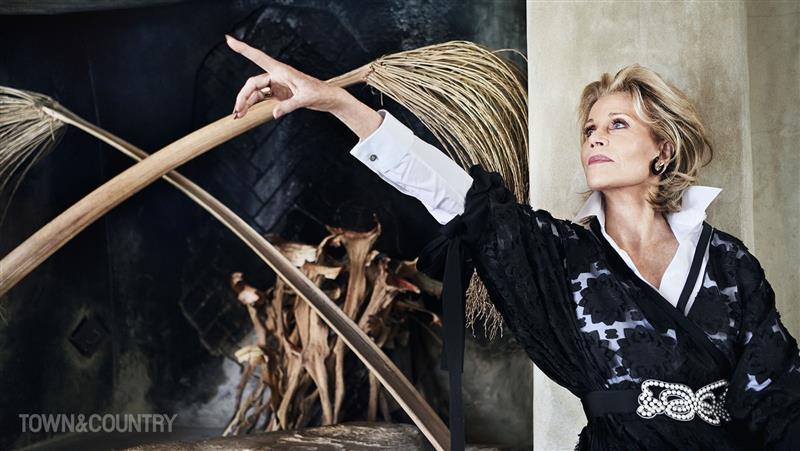 Женщине-легенде Джейн Фонде исполнилось 80 лет.