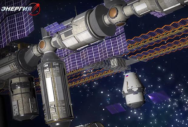 РКК «Энергия» приступила к изготовлению космического корабля «Федерация»