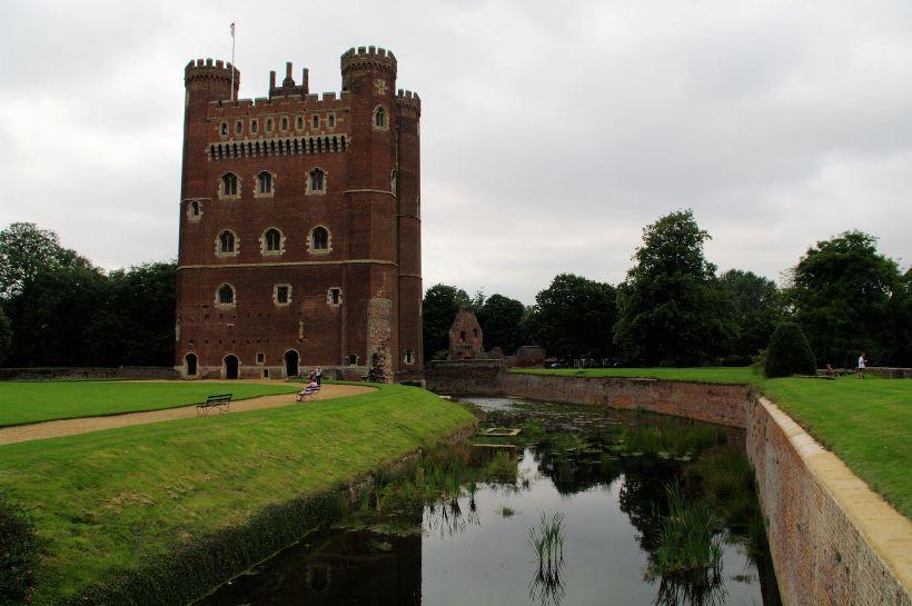 Потрясающий средневековый замок Таттершелл