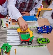 Берегись автомобиля, или как обучить ребенка ПДД
