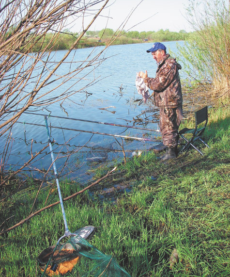 факторы что влияют на рыбалку