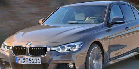 Электрическая версия седанов BMW 3 Series может стать конкурентом Tesla Model 3