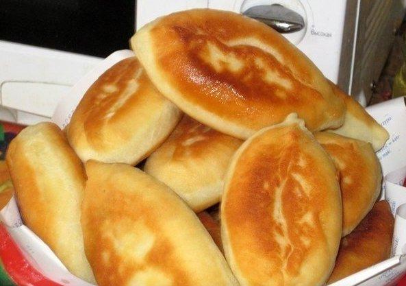 Пирожки с картошкой. Быстро и вкусно!