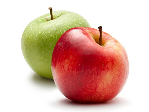 История с моралью  о маме, мальчике и яблоках
