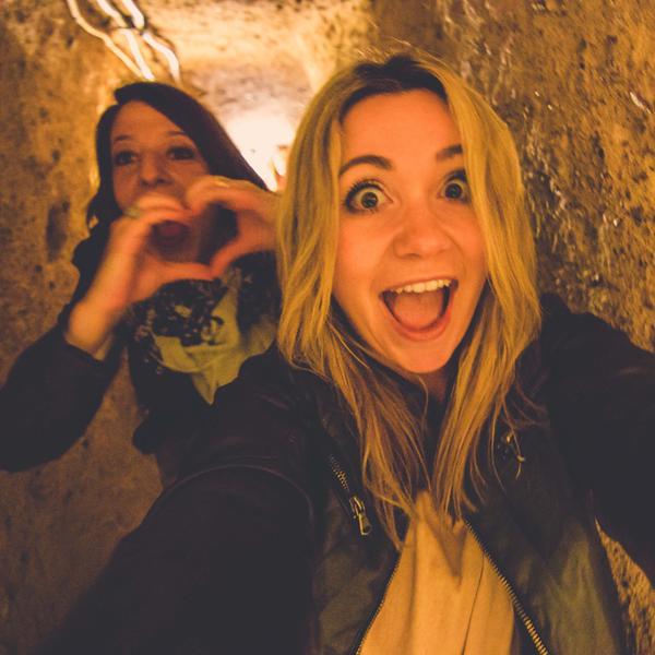 Ремонтируя дом, хозяин обнаружил, что за стеной в подвале раньше жили 20,000 человек!