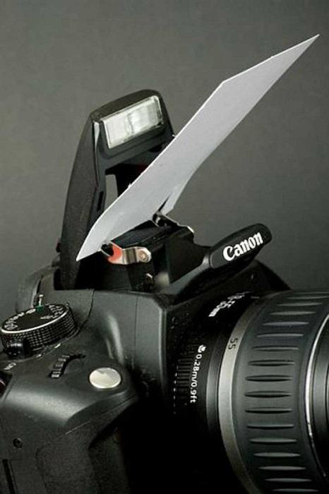 вспышка для фотоаппарата своими руками