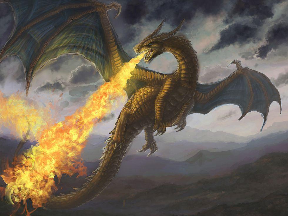 Драконы. Загадка исчезнувших монстров