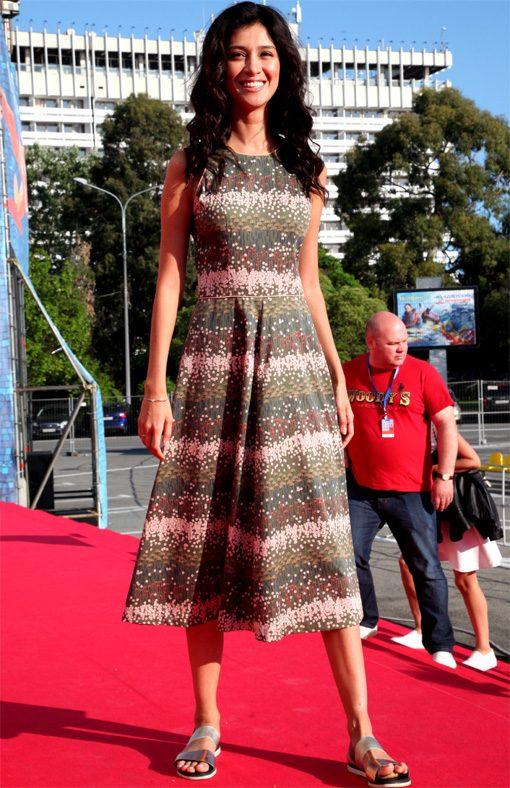 Самые высокие российские актрисы