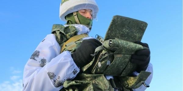 Система «Ратник» в боевых условиях (видео)