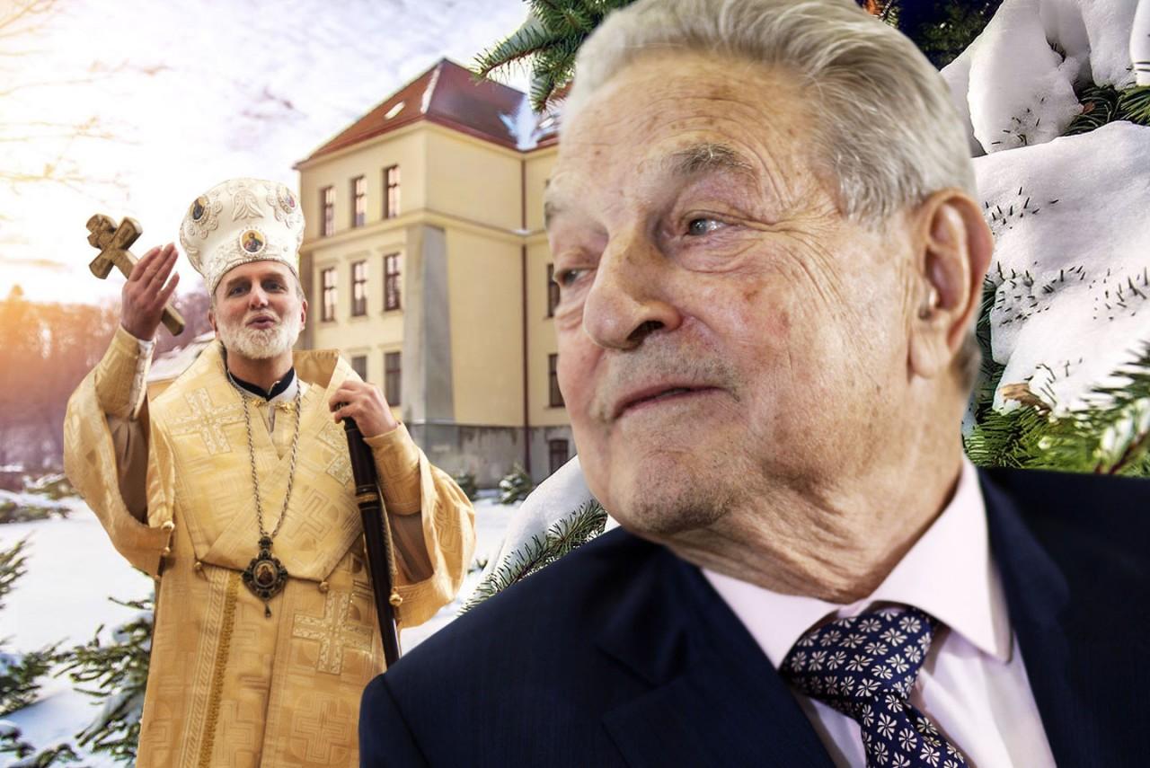 Крестоносцы в штатском. Как Сорос и Ватикан ведут борьбу с Россией