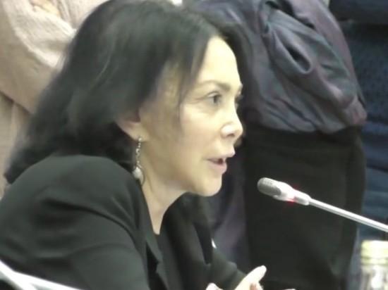 """Глава подмосковного СПЧ заявила, что """"ребята"""" россияне мало дают бюджету"""