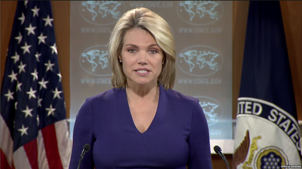 В США сделали заявление по Украине: мы за миротворцев и поддерживаем план России