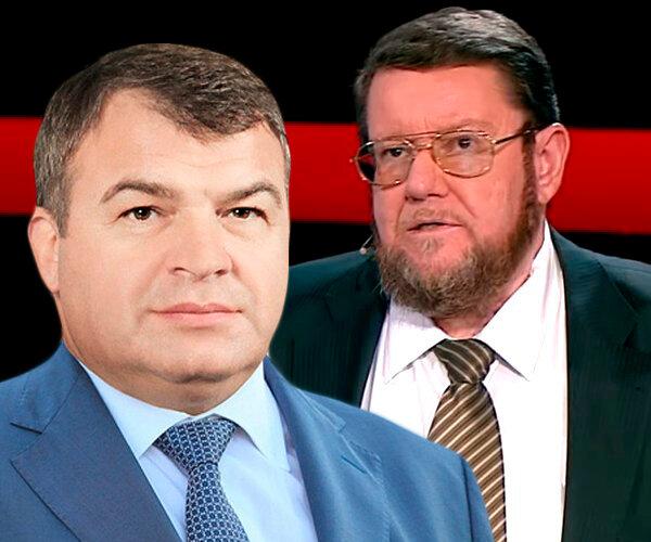 Сатановский: почему не расследуют деятельность Сердюкова и Чубайса? Потому что «своих не бросают»