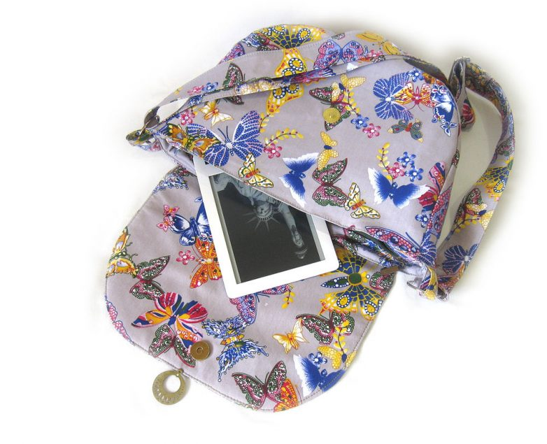 Оригинальная сумочка на лето