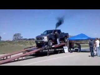 Смерть и взрывы двигателей авто на испытаниях