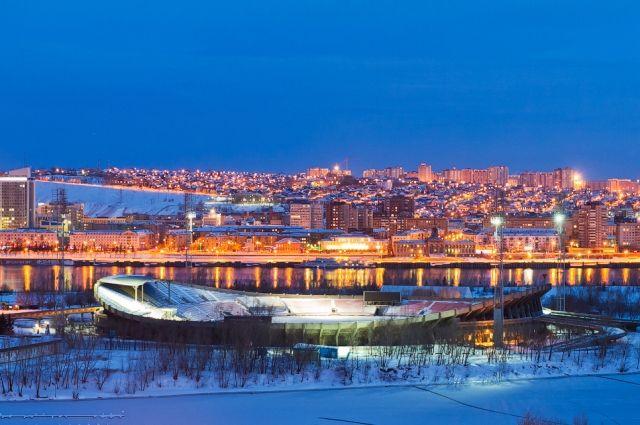 Красноярск получил от Алма-Аты флаг зимней Универсиады-2017