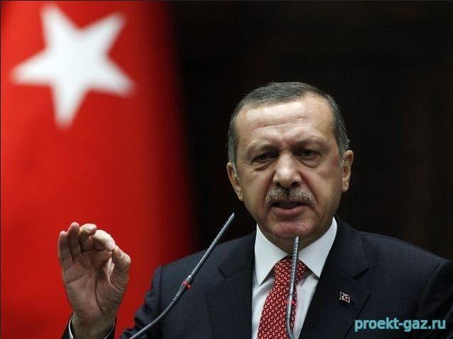 Эрдоган пообещал, что у Сербии не будет проблем с газоснабжением