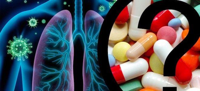 показания для антибактериальнои терапии при остром бронхите
