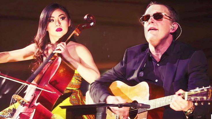 Дуэль на струнах. Этот ролик вас потрясёт до глубины души. Epic Battle of the Strings — Joe Bonamassa VS Tina Guo
