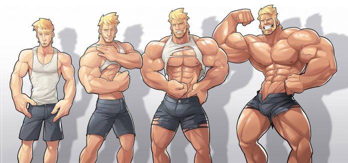 Эта статья для тех, кто хочет набрать мышечную массу