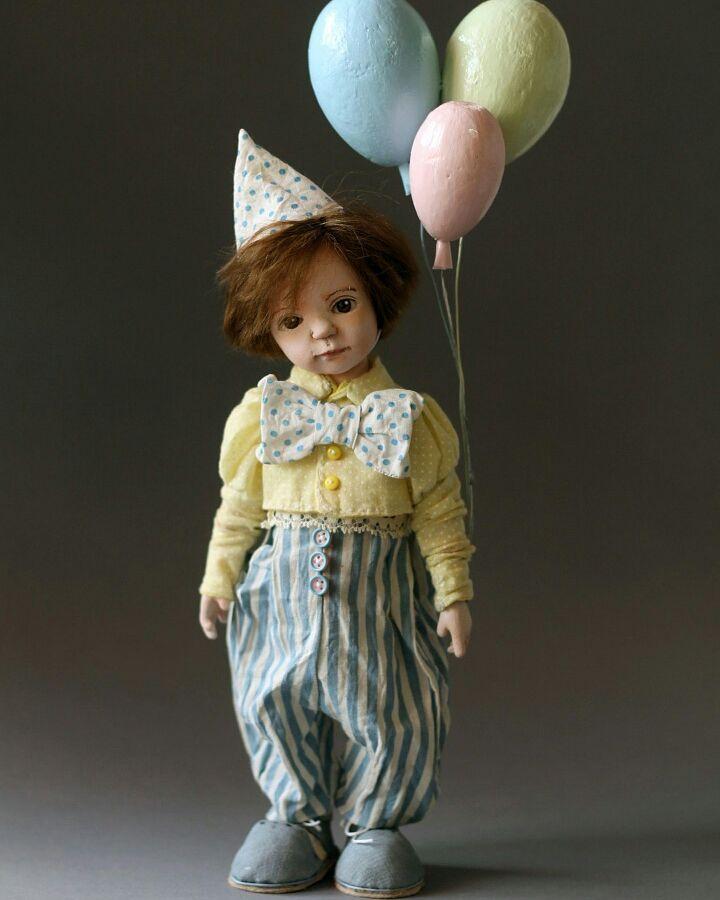 Чудесные куклы с добрыми глазами: для вдохновения 10