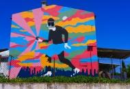 Лиссабон граффити
