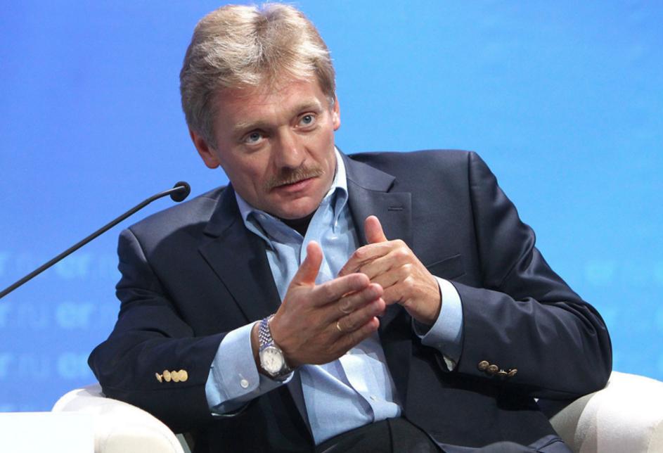 Песков заявил, что Киев сам отказывается от Донбасса