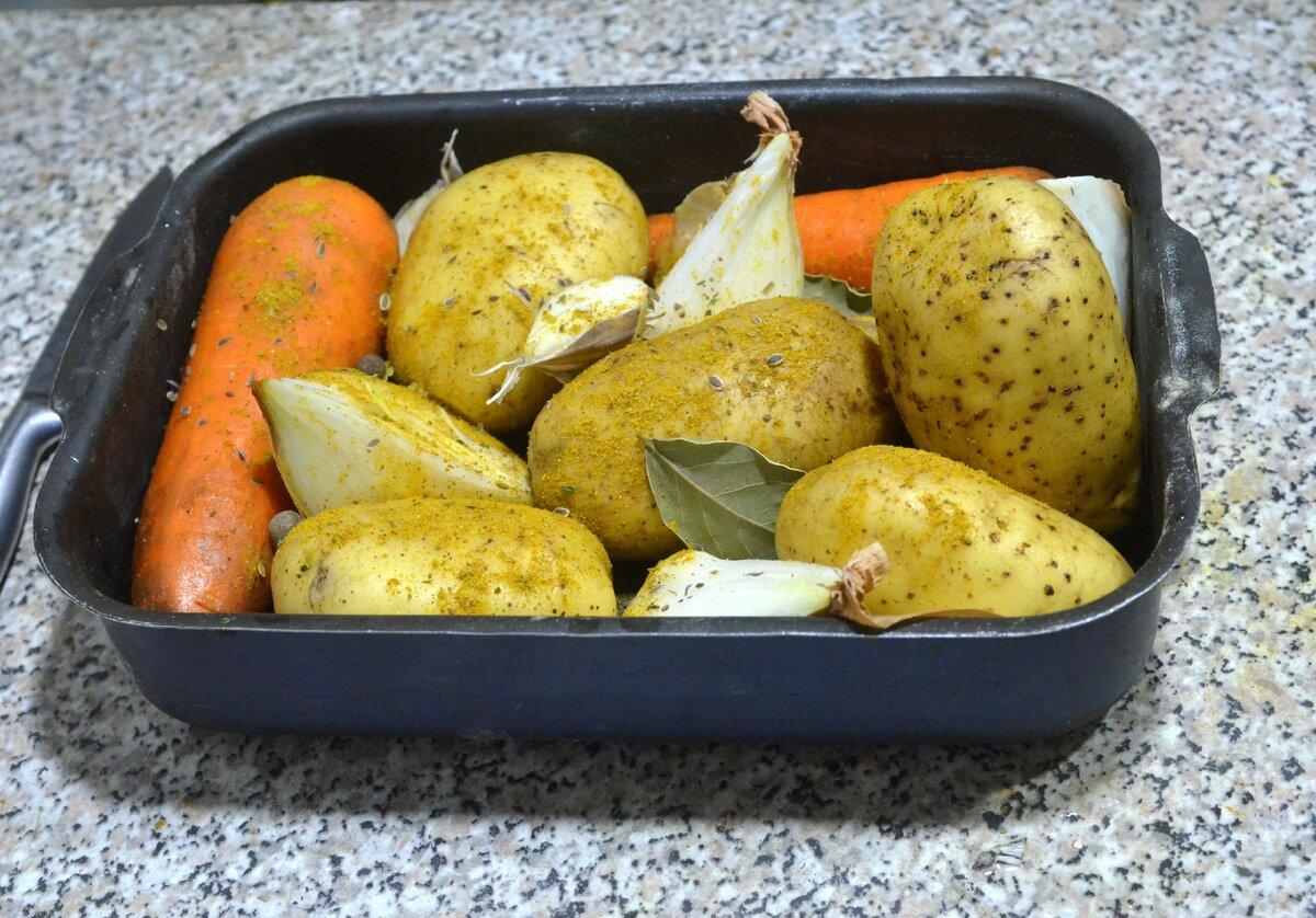Вы всё ещё варите овощи для салатов? Тогда мы идём к вам!