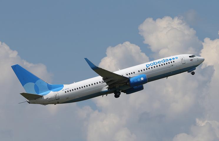 """""""Победа"""" подписала прямой договор с Boeing на поставку 10 самолетов 737-800NG"""