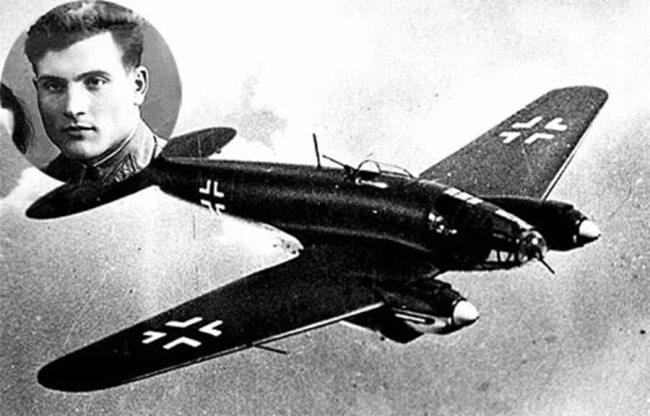 Удивительный побег летчика М. Девятаева